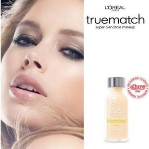 L'Oreal Paris True Match Foundation W1